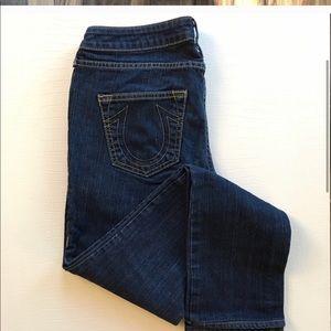 "True Religion ""Johnny"" Jeans Size 29"